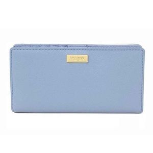 NWT Kate Space Stacy Laurel Way Cloudcover Wallet
